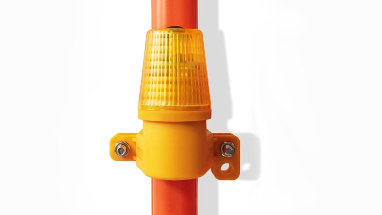 Lamp1 Oranje